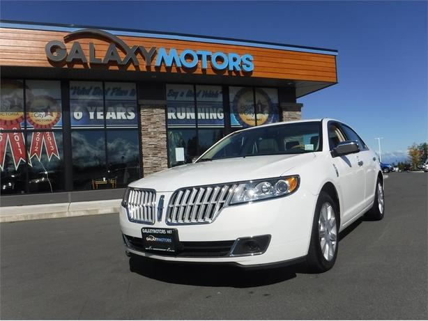 2012 Lincoln MKZ MKZ - Leather Int, Local Parksville Vehicle Only