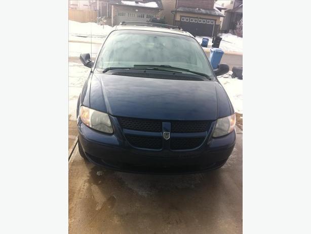 Dodge minivan for sale