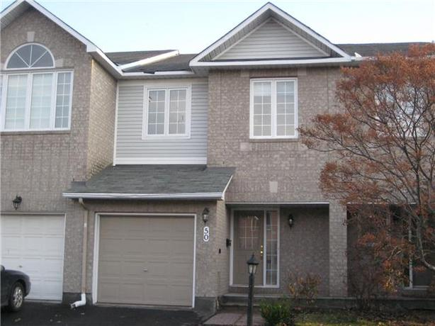 3 Bedroom Townhouse In Centrepointe For Rent Nepean Ottawa