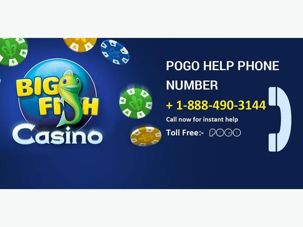 Pogo Technical Support Number 1-888-490-3144