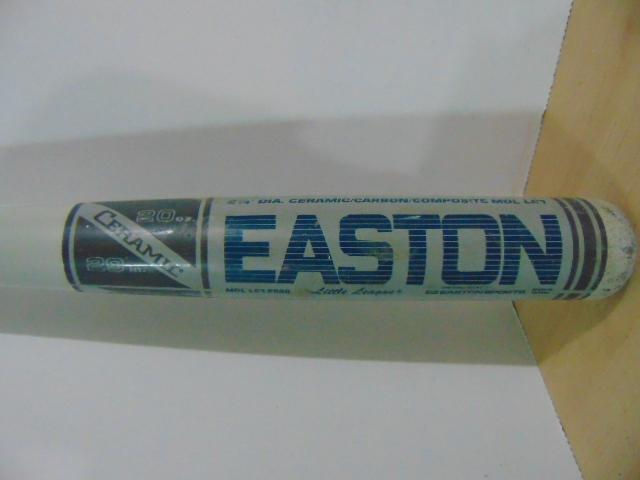 Baseball Bat Childrens Size 29 Inch 20 Oz Easton Ceramic