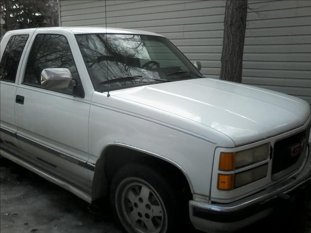 $1100  or  best offer 1995 gmc truck crewcab