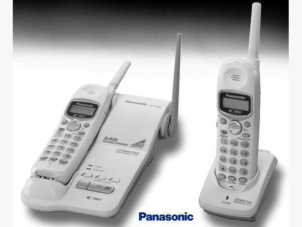 Dual-Handset Cordless Phone ~ Panasonic KX-TG2352