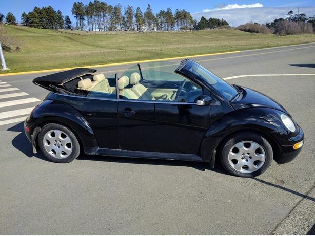 2003 VW Beetle Cabriolet