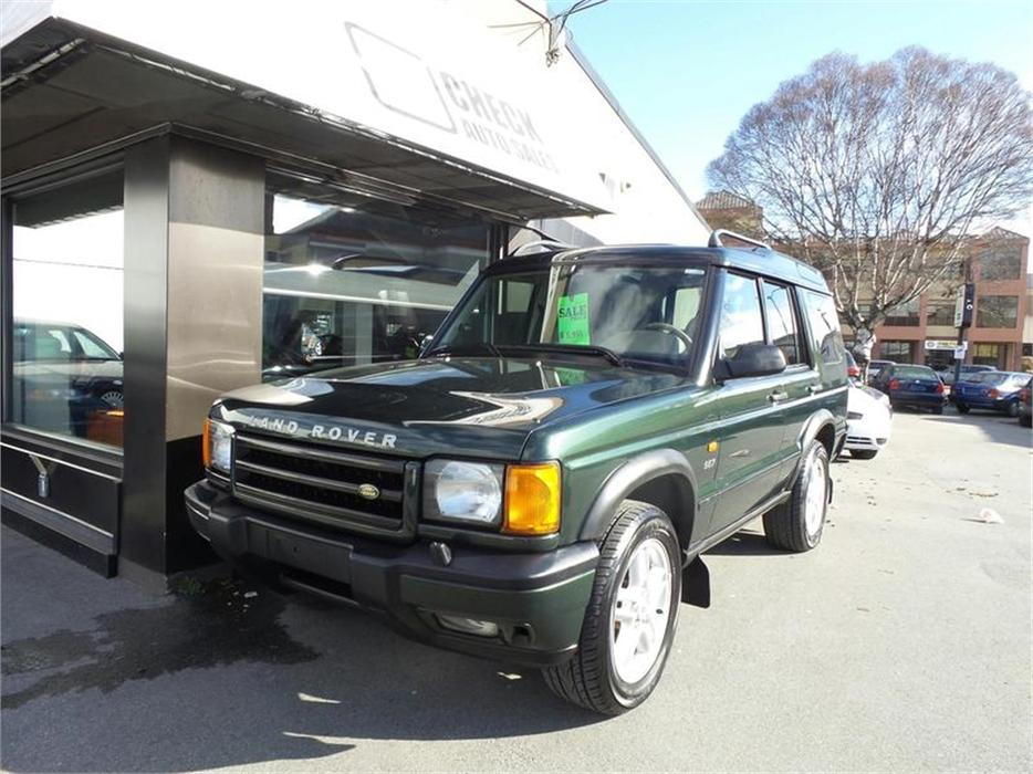 2002 Land Rover Discovery Series Ii Series Ii Se Victoria