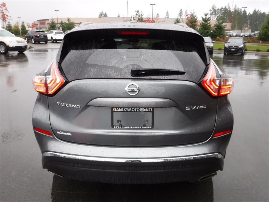 2016 nissan murano sv backup cam nav remote start west. Black Bedroom Furniture Sets. Home Design Ideas