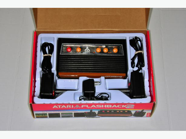 Atari flashback 2 classic game console campbell river comox valley - Atari flashback 3 classic game console ...