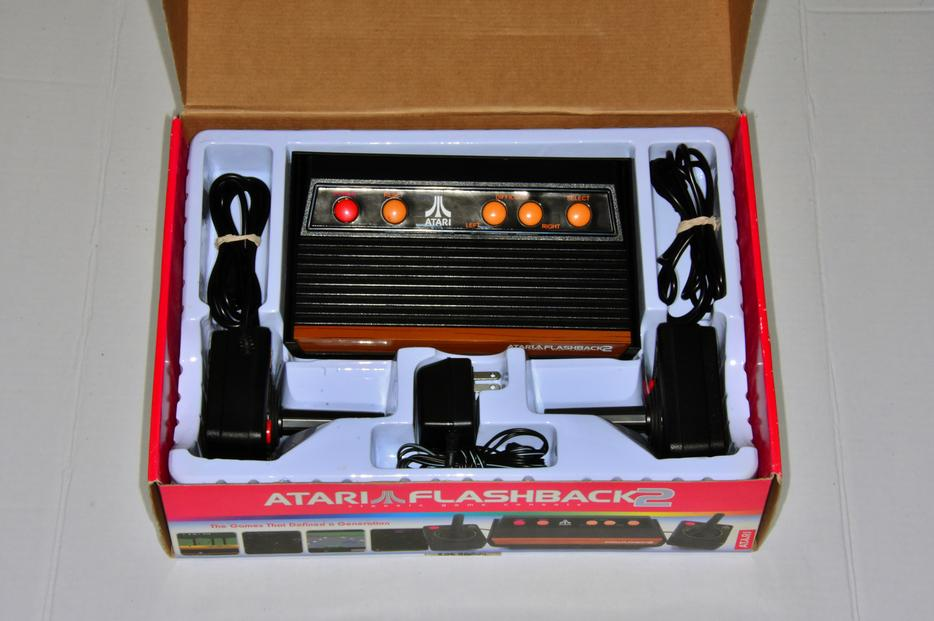 Atari flashback 2 classic game console campbell river - Atari flashback 3 classic game console ...