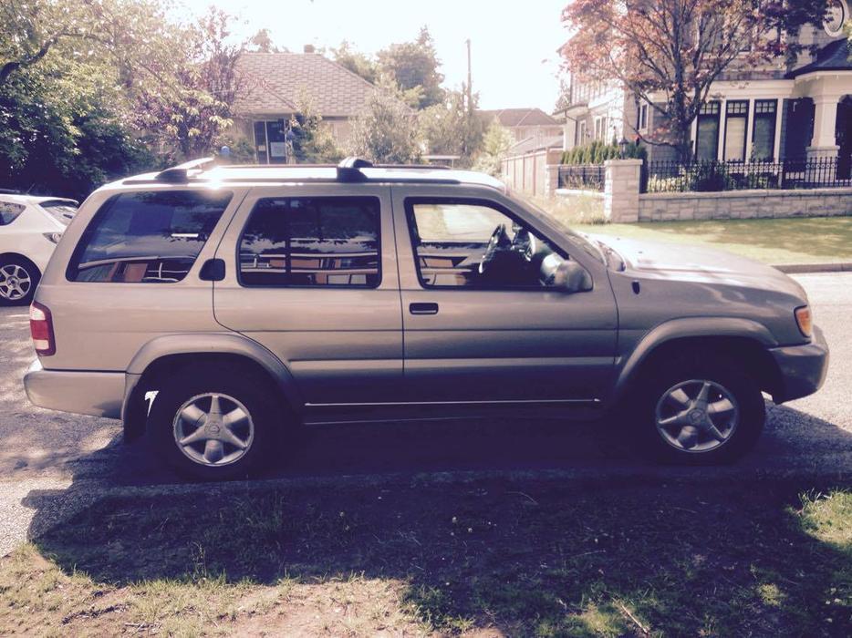 Nissan Pathfinder 2001 4x4 V6 Le 3 5l Engine Oak Bay Victoria
