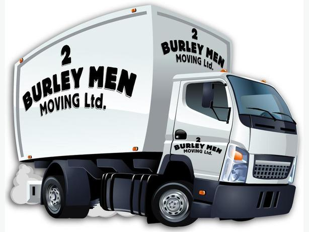 2 Burley Men Local Moves Now In Kelowna and Around The Okanagan!