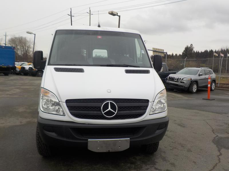 2011 mercedes benz sprinter 2500 144 in wb bluetec diesel for Mercedes benz sprinter bluetec