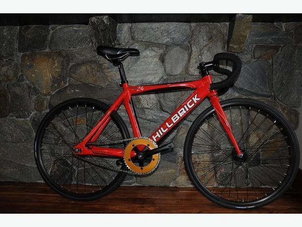 """2014 Youth Hillbrick Track Pista 24"""" Track Bike"""