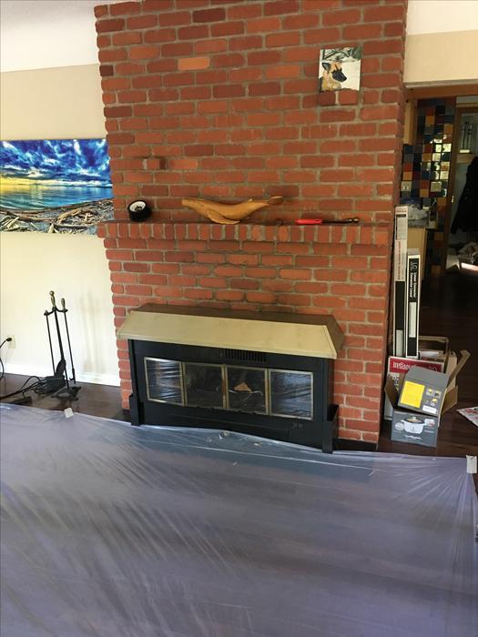 free heat machine fireplace insert