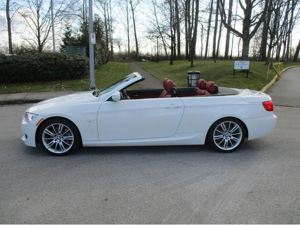 2011 bmw 335i convertible m sports package navigation. Black Bedroom Furniture Sets. Home Design Ideas