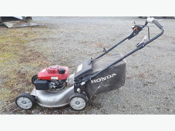 Honda Self Propelled Lawn Mower Central Saanich Victoria