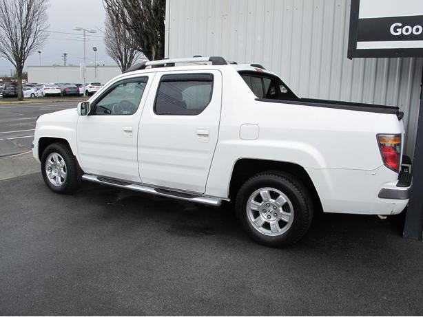 2008 honda ridgeline top of the line north saanich sidney victoria. Black Bedroom Furniture Sets. Home Design Ideas