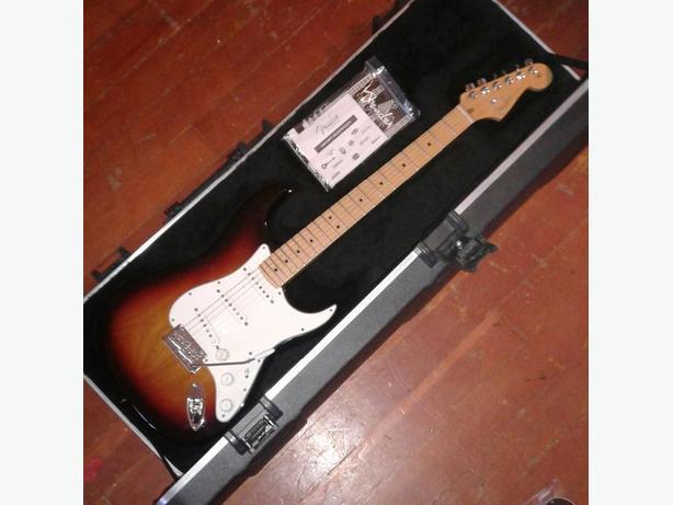 FOR TRADE: Fender American Standard Stratocaster for Telecaster