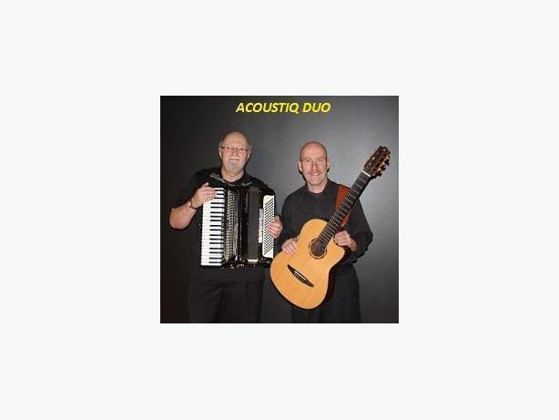 ACOUSTIQ DUO - LIVE MUSIC FOR ANY OCCASION