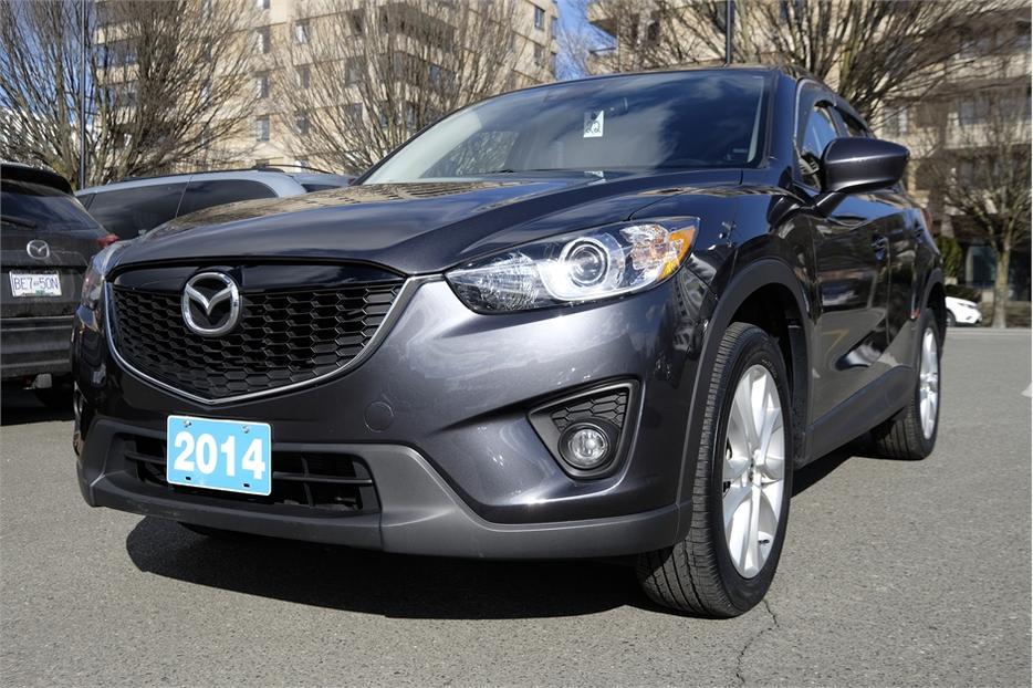2014 Mazda Cx 5 Gt Awd Tech Pkg Victoria City Victoria