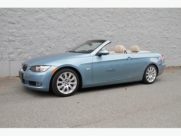 2009 bmw 328ci convertible outside comox valley campbell. Black Bedroom Furniture Sets. Home Design Ideas