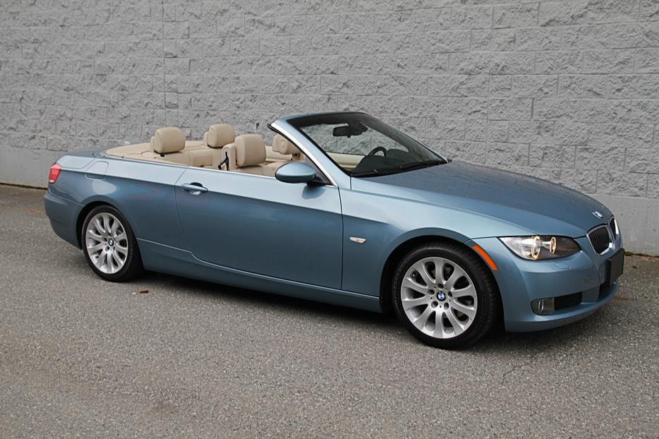 2009 bmw 328ci convertible outside comox valley comox. Black Bedroom Furniture Sets. Home Design Ideas