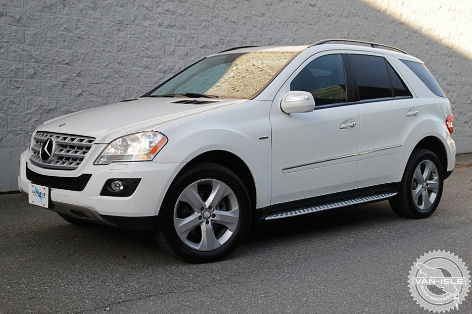 2009 Mercedes Benz Ml320 Diesel Victoria City Victoria