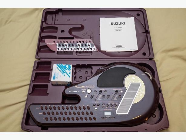 Suzuki Q Chord Electronic Musical Instrument Victoria City Victoria