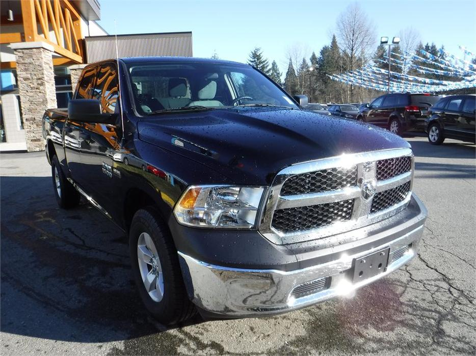 2014 ram 1500 st quad cab 5 7l v8 hemi regular box 4wd courtenay courtenay comox mobile. Black Bedroom Furniture Sets. Home Design Ideas