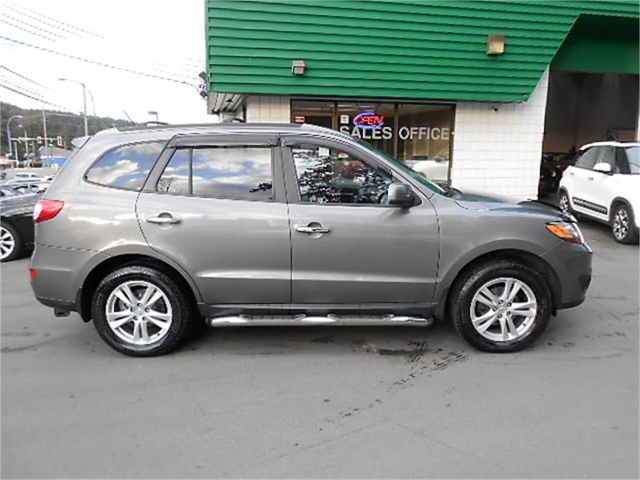 2010 Hyundai Santa Fe Limited V6 Nav West Shore