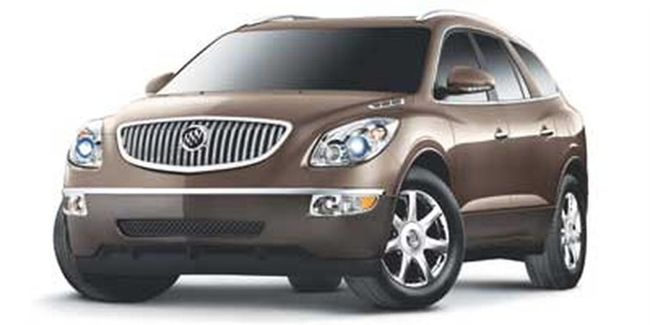 Moncton Buick Enclave >> 2008 Buick Enclave CXL AWD Outside Comox Valley, Campbell River