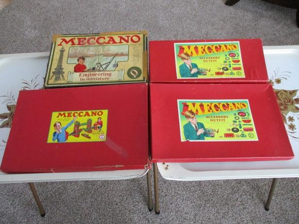 ESTATE MECCANO SETS
