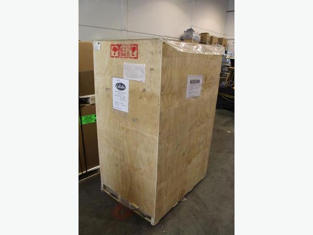 New Mixers Globe Omcan Eurodib Burnaby Auction