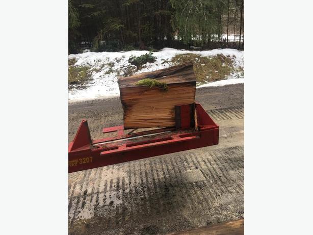 spitfire wood splitter