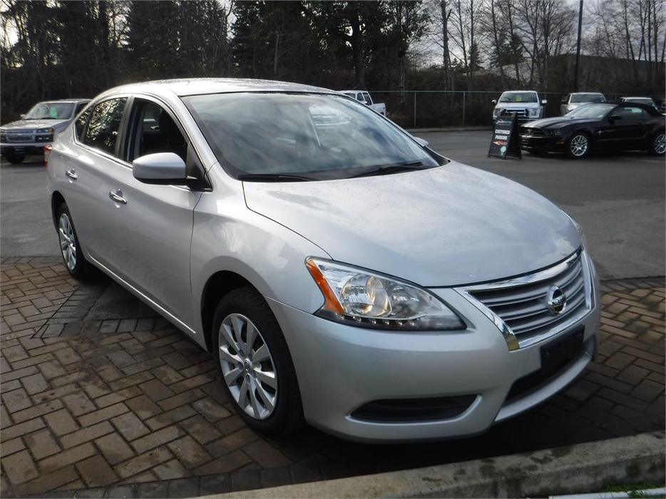 2015 Nissan Sentra Sr Bluetooth Tire Pressure Monitor West Shore Langford Colwood Metchosin