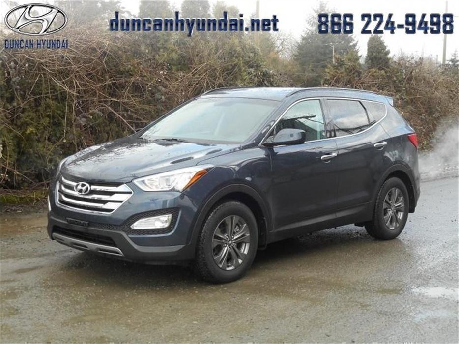 2013 Hyundai Santa Fe Sport 2 4 Premium Low Mileage