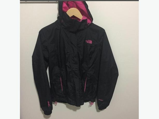 Breast cancer the northface jacket