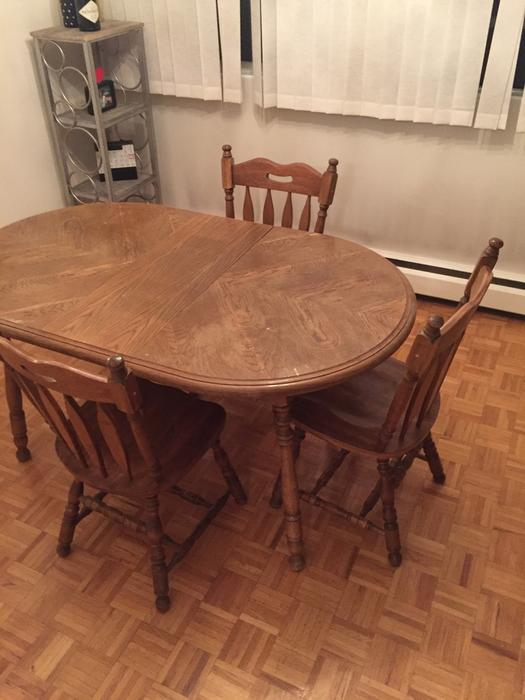 Free Kitchen Furniture Dining Table Accent Items Victoria City Victoria