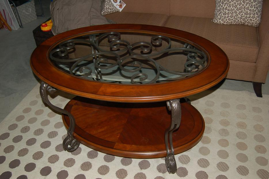 Coffee Table Used Nanaimo Oval Coffee Table North Nanaimo Nanaimo