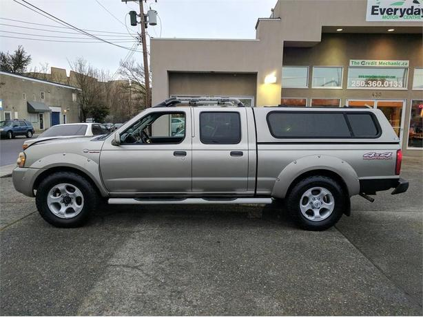 2003 Nissan Frontier SC V6 Crew Cab Long Bed 4WD