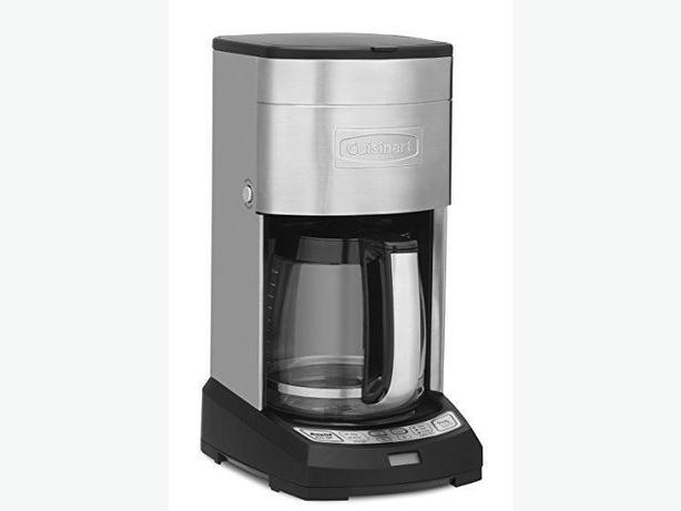 Cuisinart Coffeemaker And Black Decker Coffee Grinder