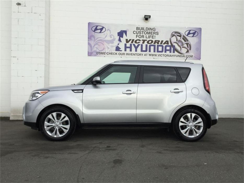 2016 Kia Soul Ex Back Up Cam Heated Seats Victoria