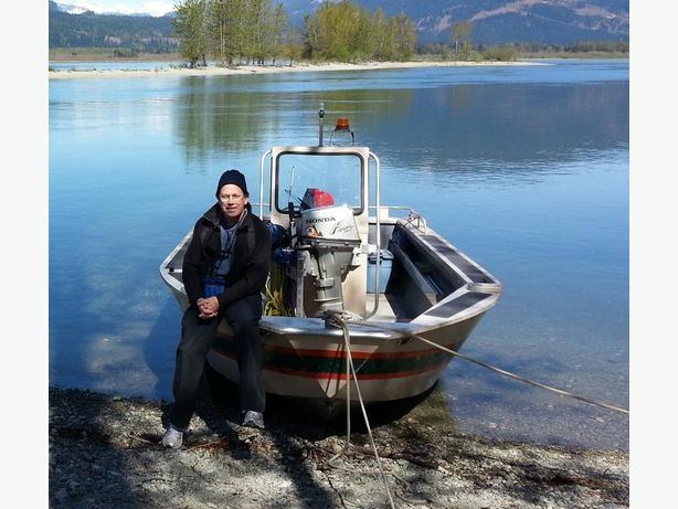 Small Vessel Operator Proficiency (SVOP) course in Okanagan