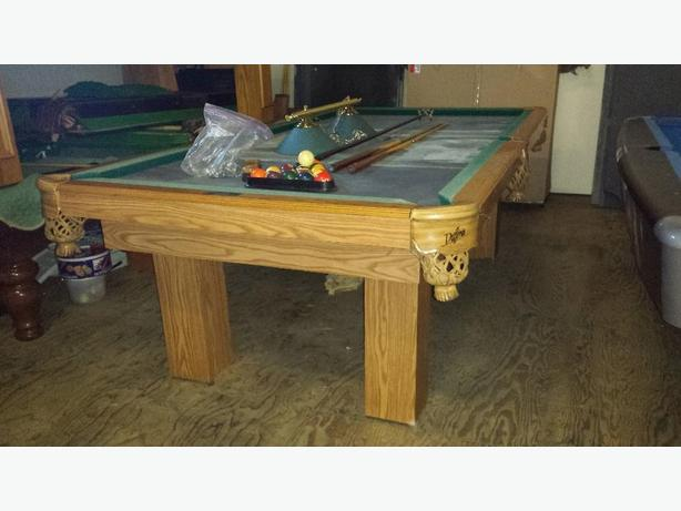 X Dufferin Pool Table Outside Cowichan Valley Cowichan - Dufferin pool table