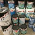 BOAT PAINT INTERLUX BOTTOMKOTE, MICRON CSC, TRILUX, BRIGHTSIDES & VARNISH