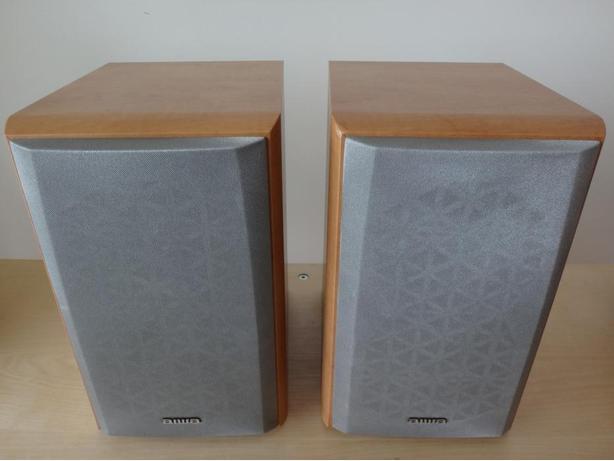 Aiwa Sx Lem50 Small Bookshelf Speakers North Saanich Sidney Victoria