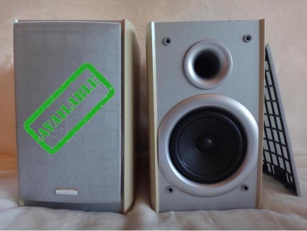 40 Jvc Sp Fsh30 And 50 Sp Uxf3bj Small Bookshelf Speakers North
