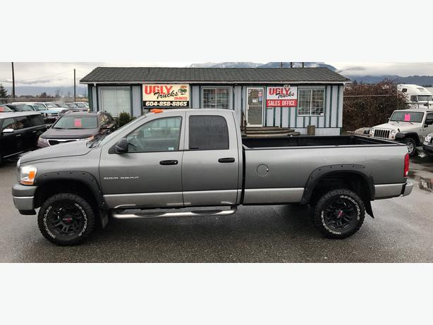 Dodge Dealership Saskatoon >> 2006 Dodge Ram 2500 SLT Quad Cab Long Box DIESEL 4X4 ...