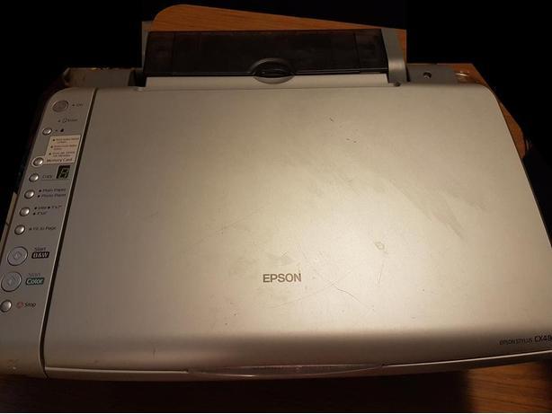 EPSON STYLUS CX4800 SCAN DRIVER