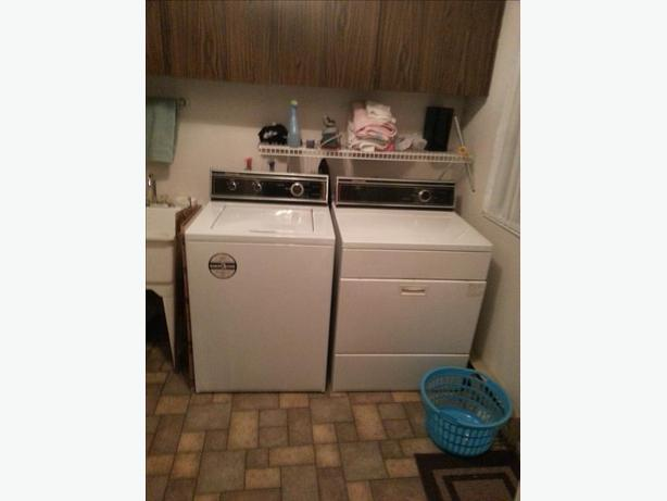 perfect working kitchenaid washer and dryer zero issues