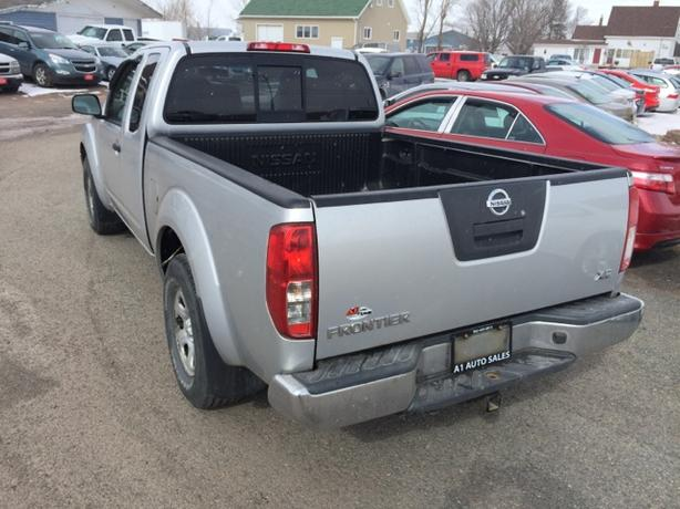 2008 nissan frontier xe 2wd king cab auto summerside pei. Black Bedroom Furniture Sets. Home Design Ideas